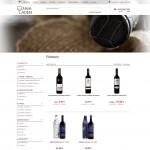 euro-Sales Vino Webshop Kachelansicht