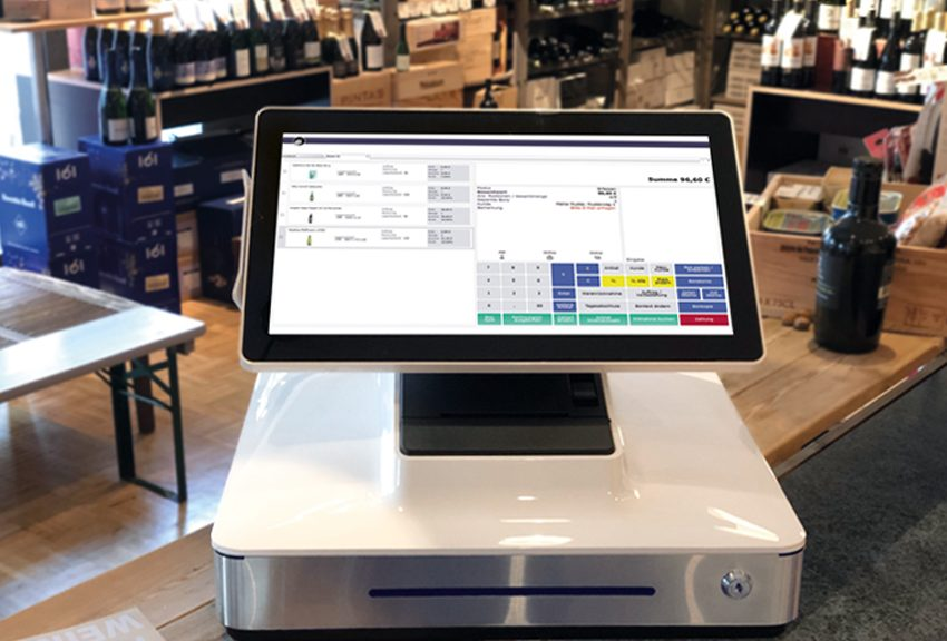 Blogbeitrag zum All-In-One Kassensystem euro-Sales POS