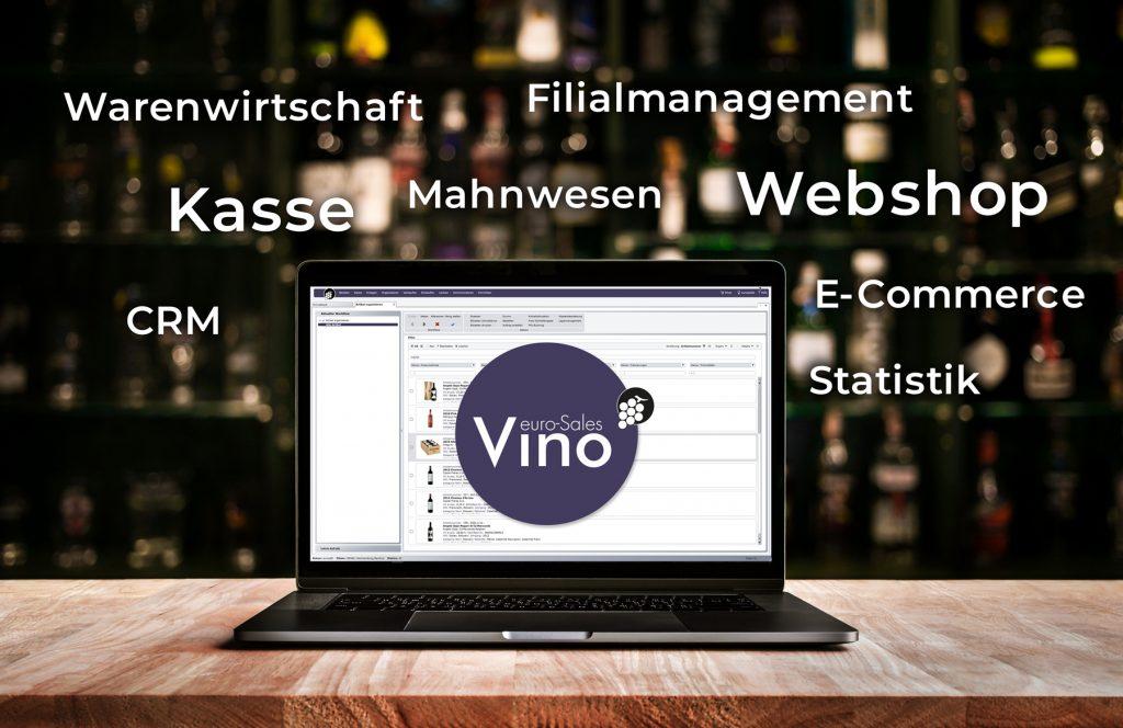 Software für den Weinhandel: euro-Sales Vino