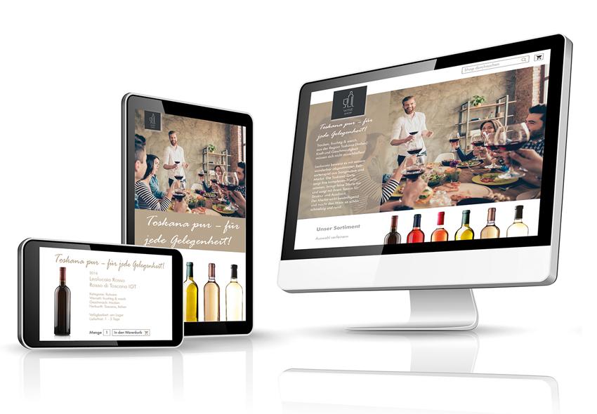 Erfolgsfaktor e-commerce im weinhandel
