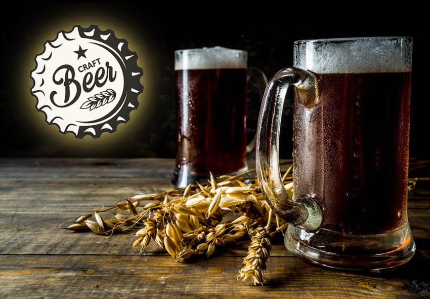 Sortiment im Weinhandel: Craft Beer