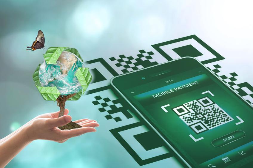 Nachhaltigkeit im Unternehmen Digitaler Kassenbon