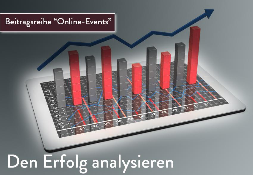 Software zum erfolgreichen Analysieren von Online-Events