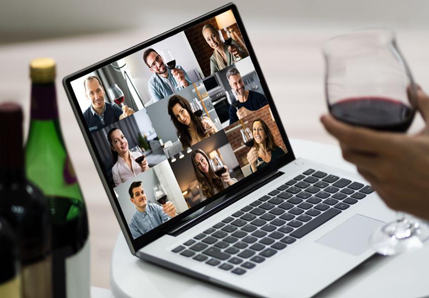 Online-Events leicht gemacht mit euro-Sales Vino